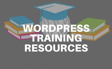 Wordpress Training Resources