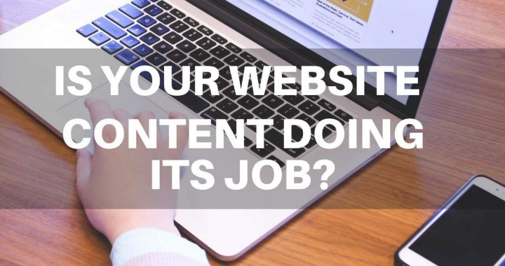 Is your website content working for you